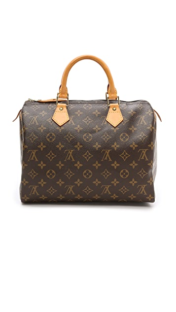 95f9f05003f5 What Goes Around Comes Around Louis Vuitton Monogram Speedy 30 Bag ...