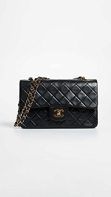 7e02241107ca What Goes Around Comes Around Chanel 2.55 Classic Flap Bag