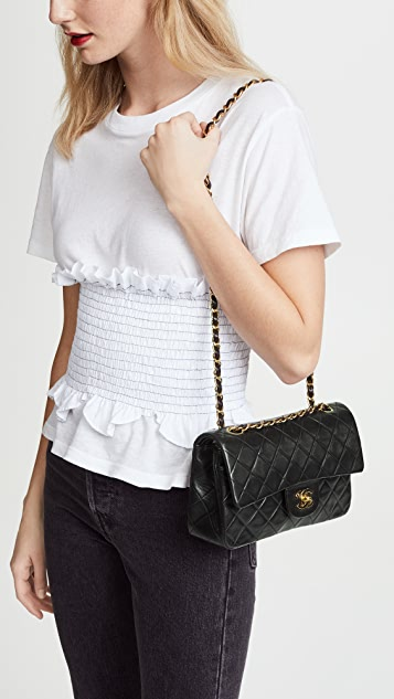 What Goes Around Comes Around Chanel 2.55 Classic Flap Bag
