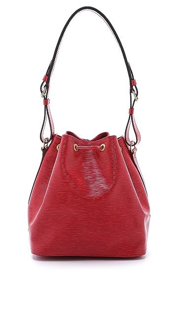 What Goes Around Comes Around Louis Vuitton Petite Epi Noe Bag