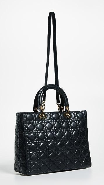 47d006da4a1f ... What Goes Around Comes Around Dior Lady Dior Bag ...