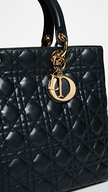 14a50514c608 ... What Goes Around Comes Around Dior Lady Dior Bag ...