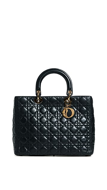What Goes Around Comes Around Dior Lady Dior 包