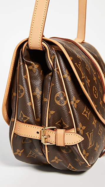 What Goes Around Comes Around Louis Vuitton Monogram Saumur 30 Bag (Previously Owned)