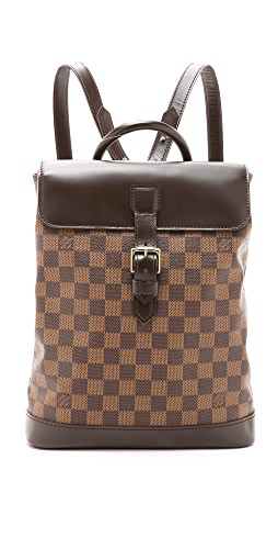 What Goes Around Comes Around - Louis Vuitton Damier Soho Backpack (Previously Owned)