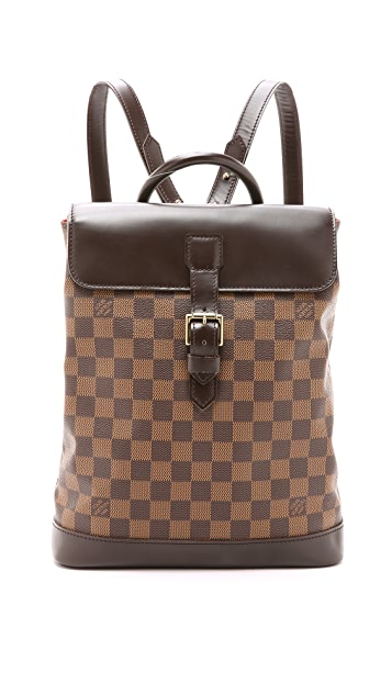 8a24d407f8ee What Goes Around Comes Around Louis Vuitton Damier Soho Backpack  (Previously Owned) ...