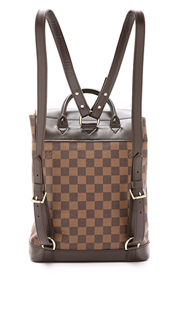What Goes Around Comes Around Louis Vuitton Damier Soho Backpack (Previously Owned)
