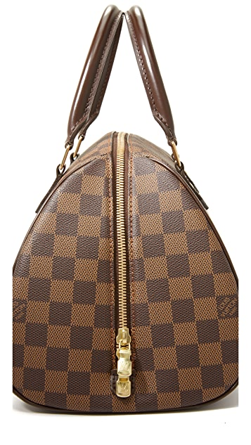 What Goes Around Comes Around Louis Vuitton Ebene Ribera Bag (Previously Owned)