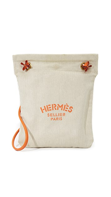 6698e4986 What Goes Around Comes Around Hermes Aline PM Bag (Previously Owned ...