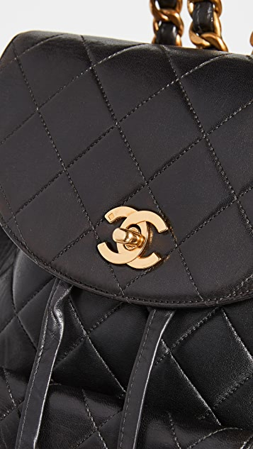 What Goes Around Comes Around Chanel Classic Backpack (Previously Owned)