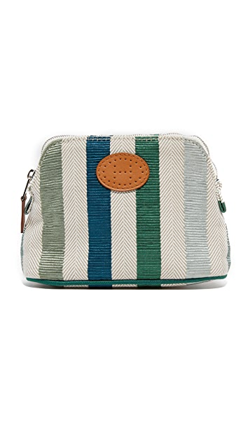 What Goes Around Comes Around Hermes Bolide Pouch (Previously Owned)
