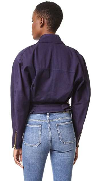 What Goes Around Comes Around Alaia Jacket (Previously Owned)