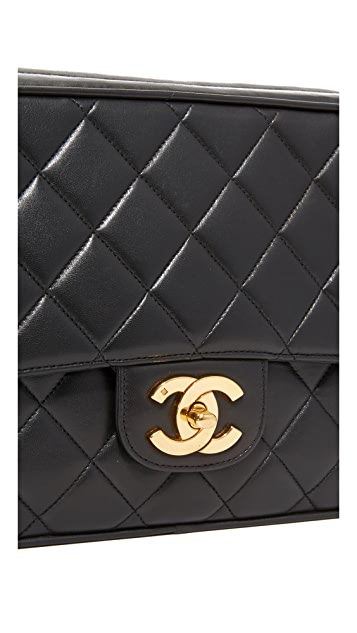What Goes Around Comes Around Chanel Camera Bag (Previously Owned)