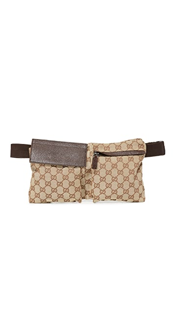 7a757347de36 What Goes Around Comes Around Gucci Fanny Pack (Previously Owned ...