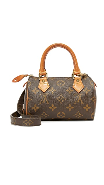 c17646b949fa What Goes Around Comes Around. Louis Vuitton Monogram Mini Speedy Bag ...