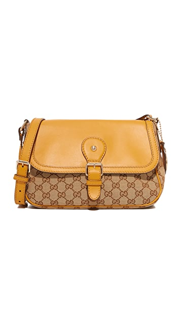 What Goes Around Comes Around Gucci Shoulder Bag (Previously Owned)