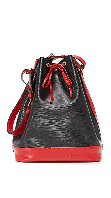 What Goes Around Comes Around Louis Vuitton Large Epi Noe Bucket Bag (Previously Owned)