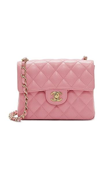 7e942c1de912 What Goes Around Comes Around. Chanel Caviar Mini Flap Bag ...