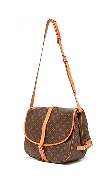 What Goes Around Comes Around Louis Vuitton Monogram Bag (Previously Owned)