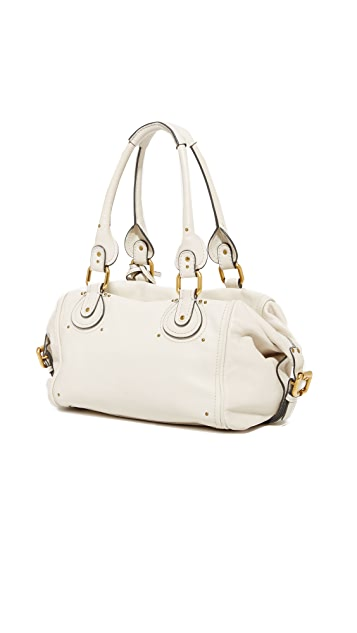 What Goes Around Comes Around Chloe Paddington Mini Bag (Previously Owned)