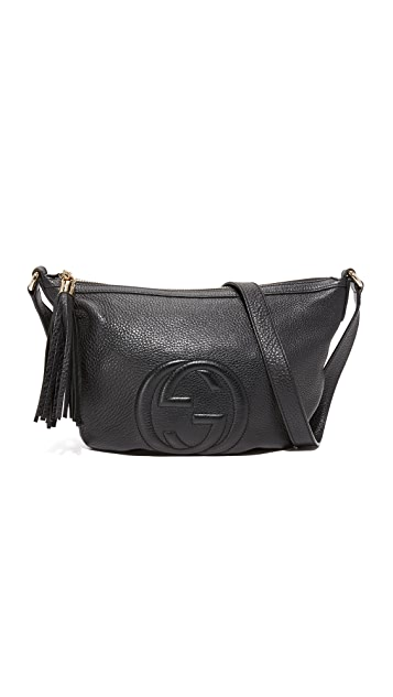 What Goes Around Comes Around Gucci Soho Shoulder Bag (Previously Owned)