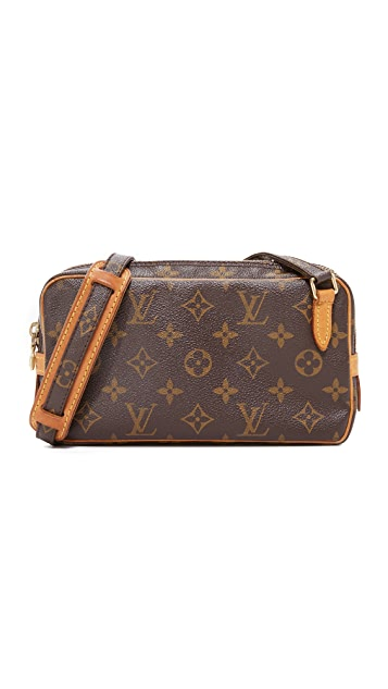 What Goes Around Comes Around Louis Vuitton Monogram Marly Band Bag (Previously Owned)
