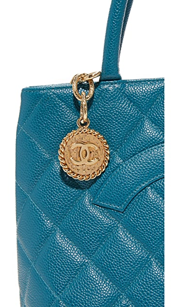What Goes Around Comes Around Chanel Medallion Bag (Previously Owned)