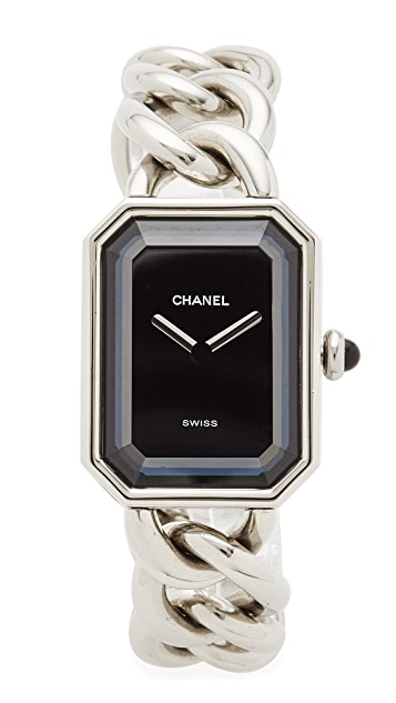 What Goes Around Comes Around Chanel Watch Premeir Watch (Previously Owned)