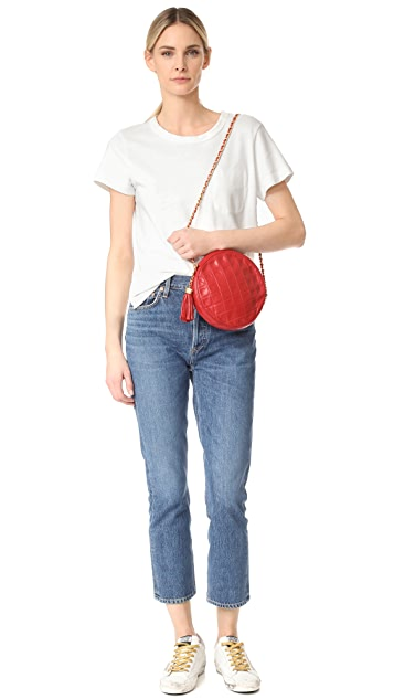 What Goes Around Comes Around Chanel Round Shoulder Bag (Previously Owned)
