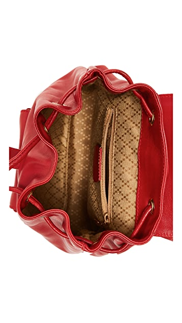 What Goes Around Comes Around Gucci Bamboo Backpack (Previously Owned)