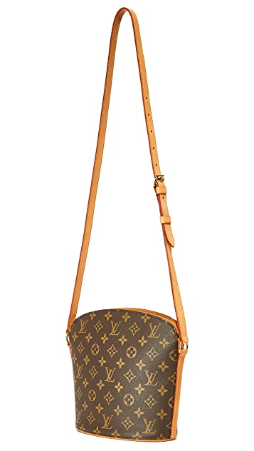 What Goes Around Comes Around Louis Vuitton Monogram Drouot Bag (Previously Owned)