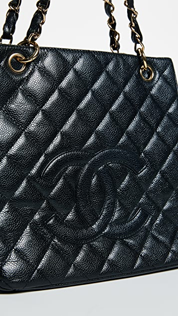 What Goes Around Comes Around Chanel PST Tote