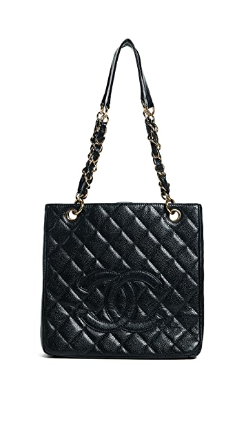 What Goes Around Comes Around Chanel PST Tote (Previously Owned)