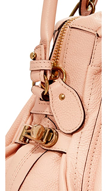 What Goes Around Comes Around Chloe Medium Paraty Satchel (Previously Owned)