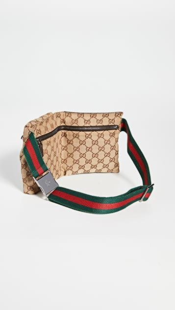 What Goes Around Comes Around Gucci Waist Pouch (Previously Owned)