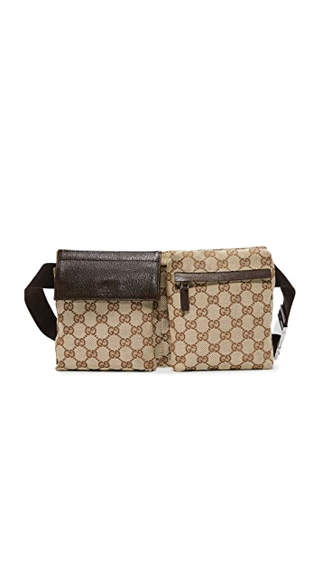 893d255b410f What Goes Around Comes Around Gucci Fanny Pack (Previously Owned) ...