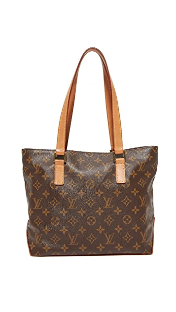 What Goes Around Comes Around Louis Vuitton Monogram Cabaspiano Tote (Previously Owned)