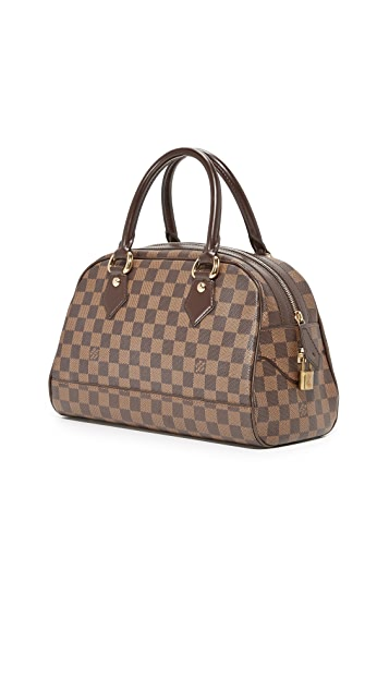 What Goes Around Comes Around Louis Vuitton Damier Duomo Satchel (Previously Owned)
