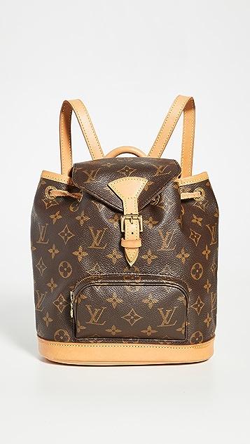 What Goes Around Comes Around Рюкзак с монограммой от Louis Vuitton (бывший в употреблении)
