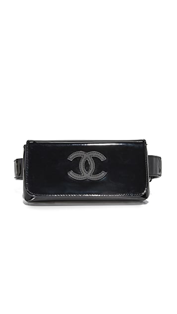 What Goes Around Comes Around Chanel Gift Fanny Pack (Previously Owned)