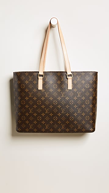 fa45b8189719 What Goes Around Comes Around. Louis Vuitton Monogram Luco Tote ...