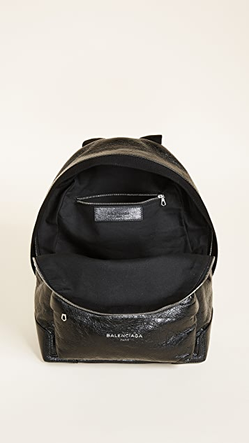What Goes Around Comes Around Balenciaga Chevre Backpack (Previously Owned)