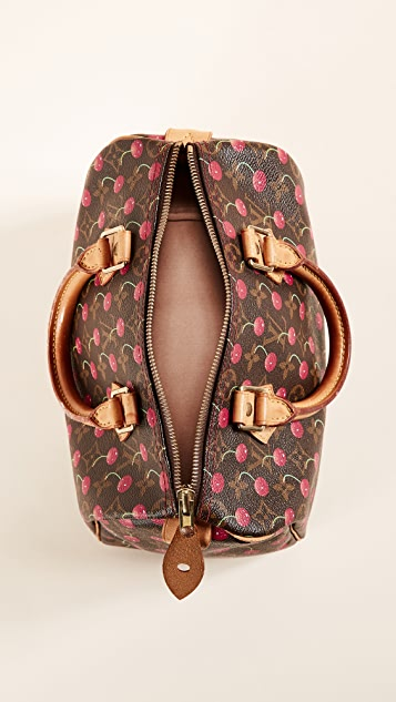 What Goes Around Comes Around Louis Vuitton Murakami Speedy Bag (Previously Owned)