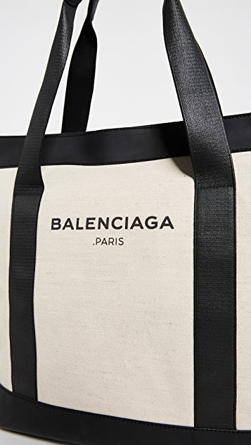 What Goes Around Comes Around Balenciaga Canvas Tote (Previously Owned)