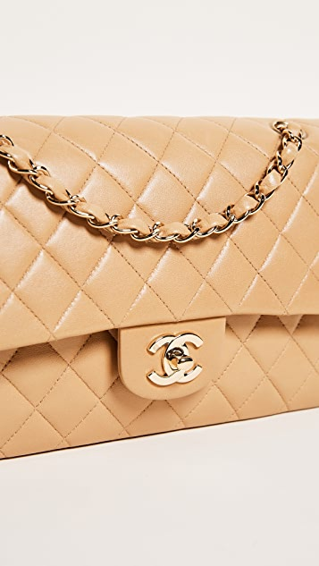 What Goes Around Comes Around Chanel 2.55 Shoulder Bag (Previously Owned)