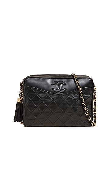 What Goes Around Comes Around Chanel Cameo Pocket Bag (Previously Owned)