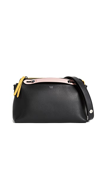 What Goes Around Comes Around Fendi By the Way Cross Body Bag (Previously Owned)