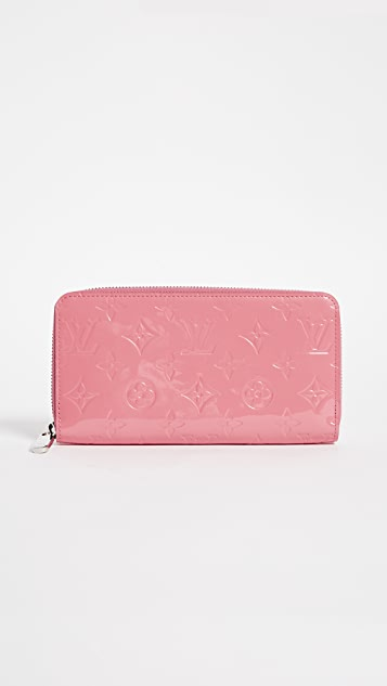 c78834f00490 What Goes Around Comes Around. Louis Vuitton Vernis Zippy Wallet ...