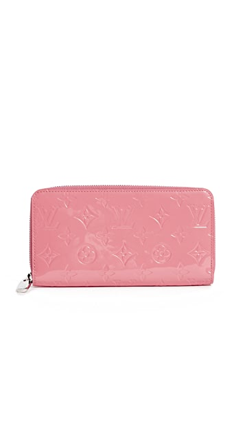 What Goes Around Comes Around Louis Vuitton Vernis Zippy Wallet (Previously Owned)