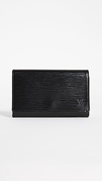 What Goes Around Comes Around Louis Vuitton Epi Tresor Wallet (Previously Owned)